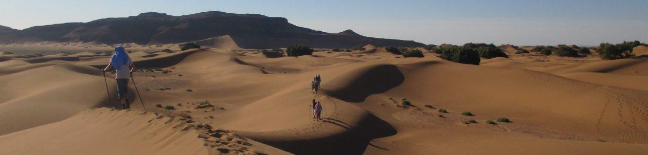 Séjours,  Randos, Treks au Maroc